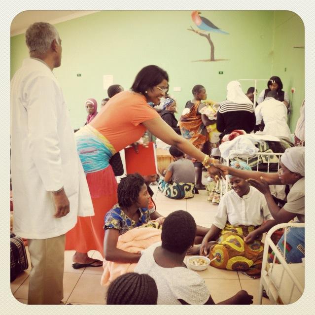 Diaspora Doctors Working Across Borders