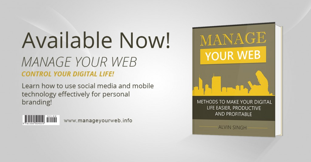 Manage Your Web